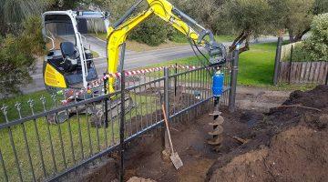 Excavator Auger 2 1