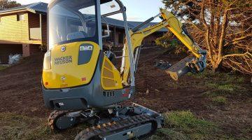 Excavator Tilt Bucket 1 1